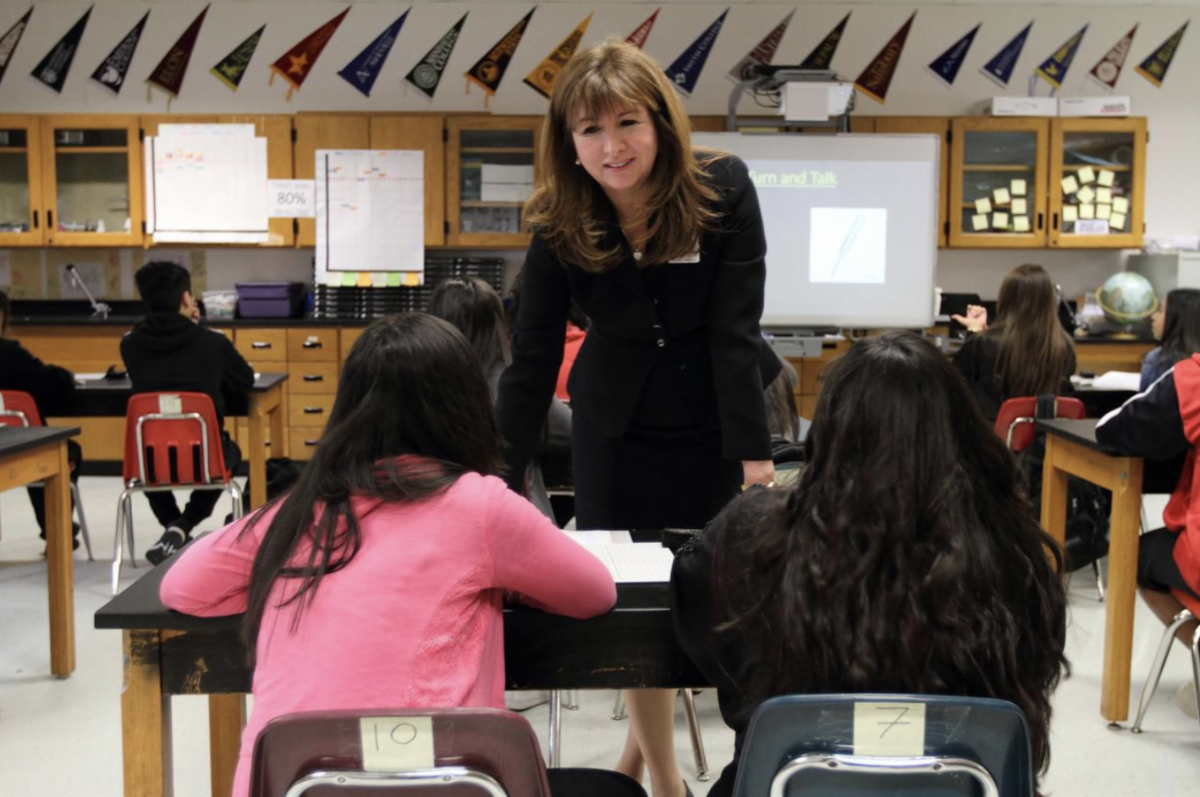 Dallas ISD's Chief of School Leadership Stephanie Elizalde is named Austin superintendent