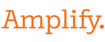 Logo for Amplify, one of TALAS' corporate partners.