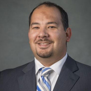 Steven Gutierrez, Tomball ISD Chief Operating Officer