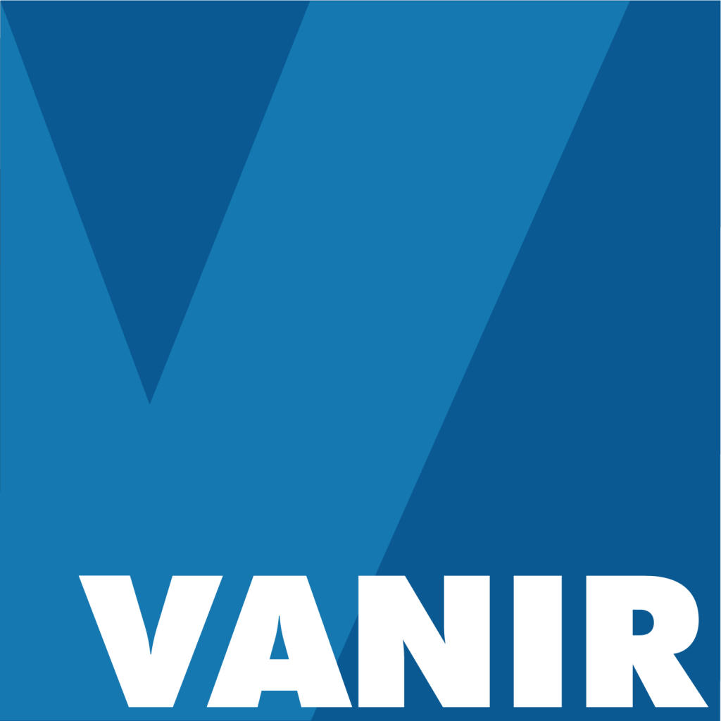 Logo for Vanir, one of TALAS' corporate partners.