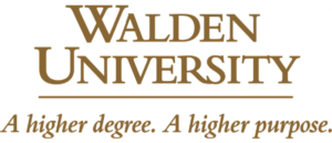 Logo for Walden University, one of TALAS' corporate partners.