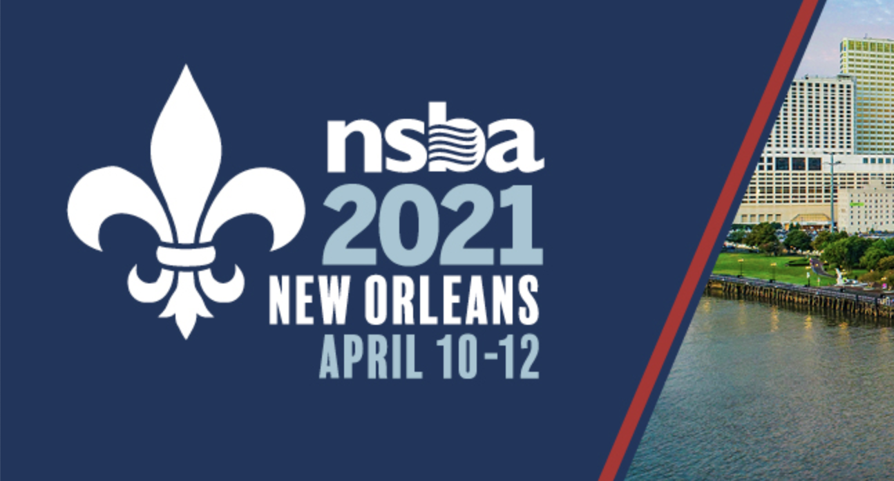 Flyer for NSBA 2021 Annual Conference